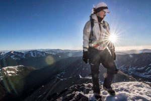 Sara Hastreiter attempts Mount Denali